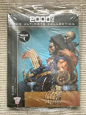 2000 AD Ultimate Collection - Issue 1 - Slaine: The Horned God - NEW & SEALED