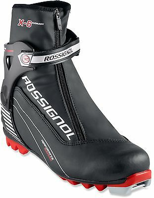 """NEW ROSSIGNOL 'X6 COMBI"""" NNN XC cross country BOOTS - 42, 46"""