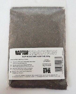 RAPTOR Traction - Slip Resistant Additive, 7oz UPL-UP4800 Brand New!