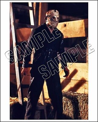 FRIDAY THE 13TH PART 5 A NEW BEGINNING 8X10 Photo 03 Jason Voorhees
