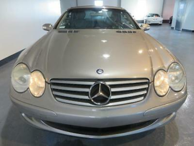 2003 Mercedes-Benz SL-Class SL500, 63k miles 2dr Roadster 5.0L 2003 Mercedes-Benz SL500, 63k Miles, Diamond Silver, Black/Anthracite interior