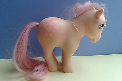 Vintage G1 My Little Pony Peachy