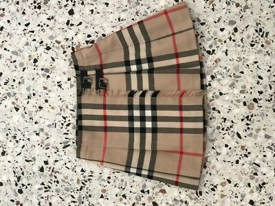 Burberry skirt size 10y/140cm   AUTHENTIC
