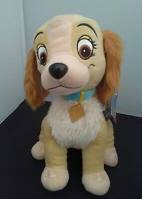Disney Lady Soft Toy, From Lady and the Tramp, BNWT