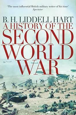 NEW A History Of The Second World War by B. H. Liddell Hart BOOK (Paperback)