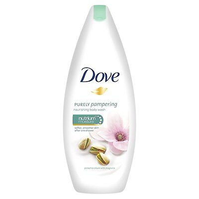 ** Dove Purely Pampering Nourishing Body Wash 250Ml New ** Pistachio Cream
