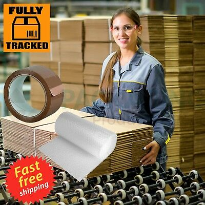 NEW 20x  LARGE DOUBLE WALL Cardboard House Moving Boxes - Removal Packing box