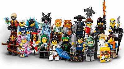 Figurine Lego Ninjago Movie 71019 -Choisissez votre figurine / Choose your fig !