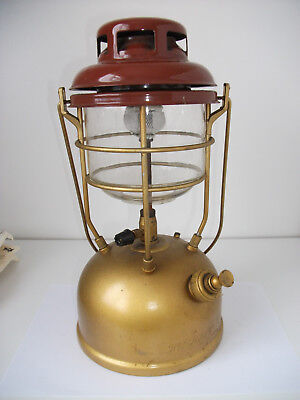 Tilley / Tilly Pressure Oil Lamp Lantern Model X246A with original X246 box