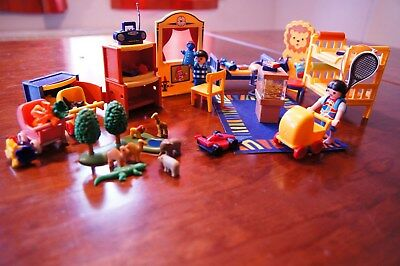 Playmobil kinderzimmer 4287 eur 10 00 picclick de for Playmobil kinderzimmer 4287
