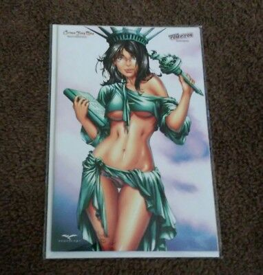 Grimm fairy tales Giant size 2012 Ebas Variant