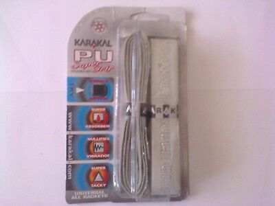 Karakal Super Grip PU Racket Grips for Tennis, Squash, Badminton