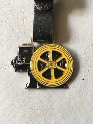 Antique Judson Gas Engine Watch Fob Hit Miss Stationary Engine Stover