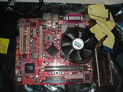 Micro Star MSI 7173 ver.1a Motherboard with Processor and 2Gb SDRAM * REDUCED*