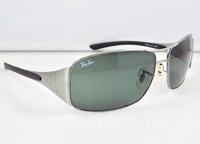 Ray Ban Active Highstreet Wrap RB3320 Sunglasses & case