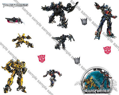 Transformers 4 Iron On Transfer
