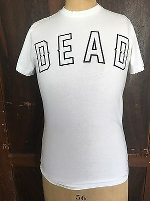 Large Mens 'You Suck' Drop Dead T-shirt