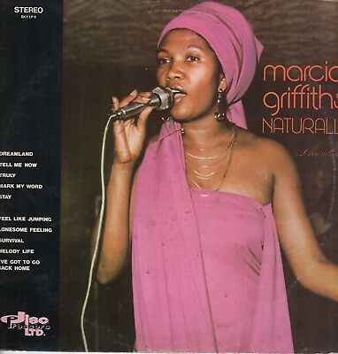 """"""" DREAMLAND. """" marcia griffiths. HIGH NOTE RECORDS UK orig  L.P."""