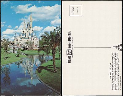 Unused, Disney, Cinderella Castle