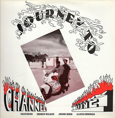 """"""" JOURNEY TO CHANNEL ONE. """" various artists. LOVE INJECTION MUSIC UK orig  L.P."""
