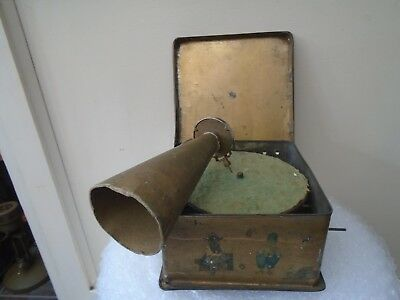 the FAIRY melodious gramophone   rare antique clearance find item  TAKE A LOOK