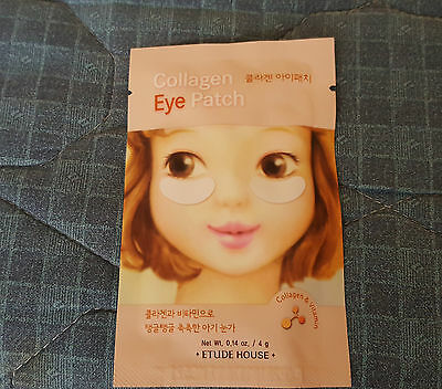 ETUDE HOUSE Collagen Eye Patch/ Patch contorno occhi