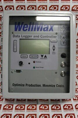 Wellmax 07-MB-DAT Data Logger & Controller - New No Box