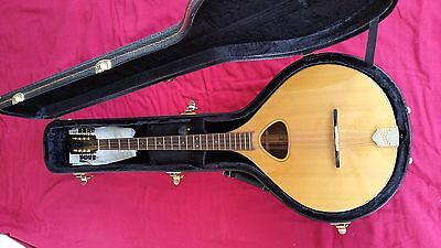 Trinity College Irish Bouzouki TM-675 Archtop
