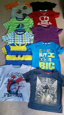 Baby Boys/toddler bundle of t-shirts size 18-24 months