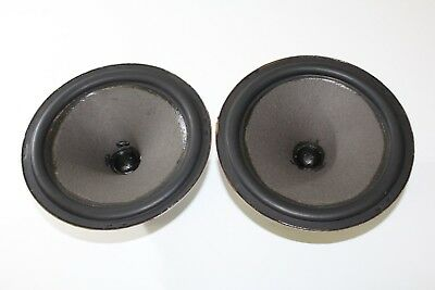 """Pair Of Celestion 8"""" Speaker Drive Units Mid/Bass Drivers - Woofers - Cones"""