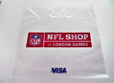 NFL CLEAR BAG POLICY - OFFICIAL American Football Transparent Compliant Bags