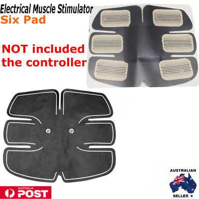 EMS Electrical Muscle Stimulator Six Pad ABS Fit Muscle Training Body Waist
