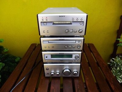 Sony CMT-SP55MD Components Amplifier/ Tuner /Mini Disc/ CD