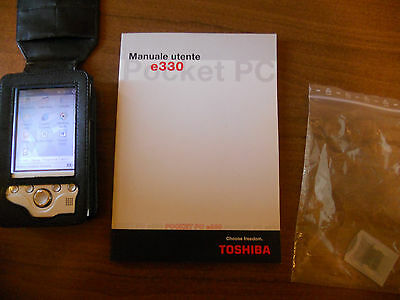 Palmare Toshiba Pocket PC e330