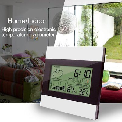 High Precision Home Digital Hygrometer Thermometer Indoor Humidity Monitor EP