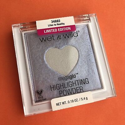 WET N WILD wetnwild MegaGlo Highlighting Powder [LILAC TO REALITY] highlighter