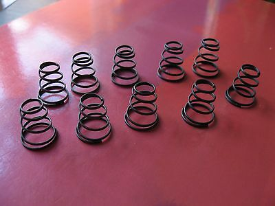 10 x SPARE SPRINGS FOR QUICK RELEASE SKEWERS ***NEW***