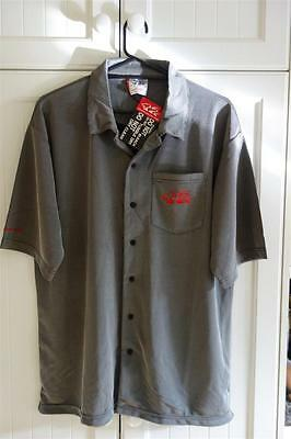 Hrt Holden Race Team Pit Crew Travellers Shirt,2003,v8 Supercars,xl,mancave,new