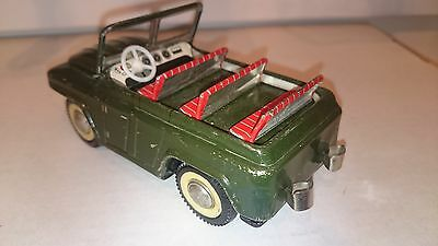 Blechauto Jeep Military MF China TinToy Friction