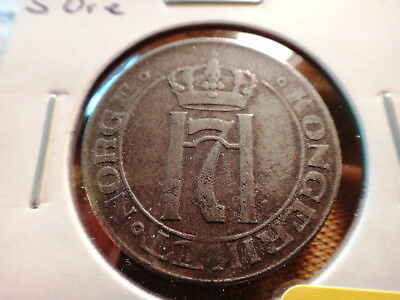1919 Norway 5 Ore Coin - Free S&H USA