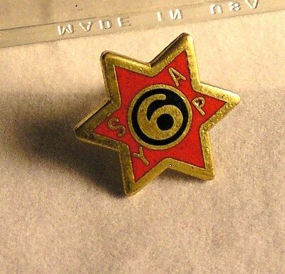 Salvation Army - PIN - S A YOUNG PEOPLE AWARD PIN