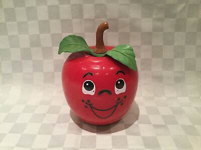 Fisher Price Happy Apple (Not Working, For Display Only, No Sound)