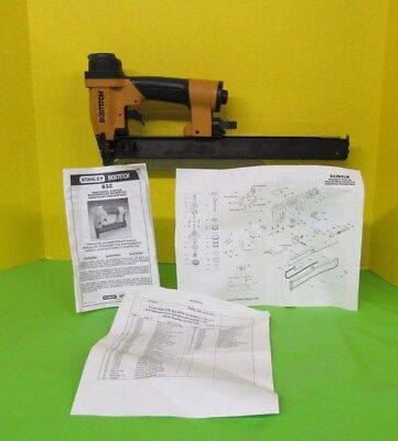 Stanley-Bostitch S32SXLM-1 Long Magazine Uses SX5035 Staples Brand NEW