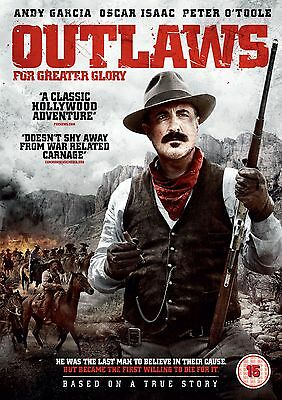 Outlaws (DVD) (NEW AND SEALED) (RELEASED 3rd APRIL)