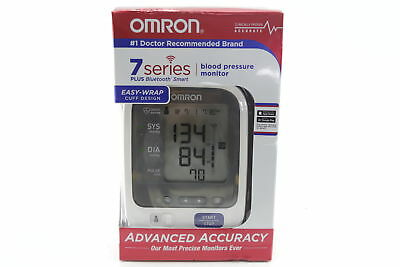 NEW Omron 7 Series BP761 Bluetooth Smart Upper Arm Blood Pressure Monitor
