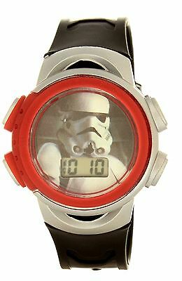 Star Wars Episode 7 Lcd Watch (Black Band)