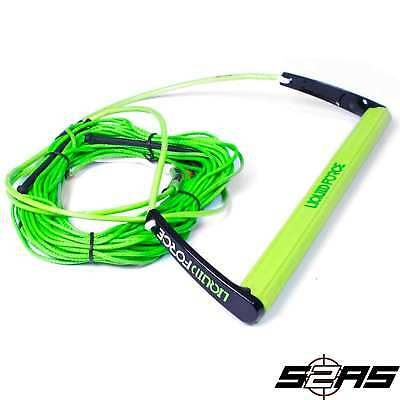 2017 Liquid Force Team Handle and Line (Green)