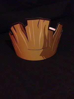 SDCC 2015 Groot Guardians Of The Galaxy Adjustable Headband/Hat Swag