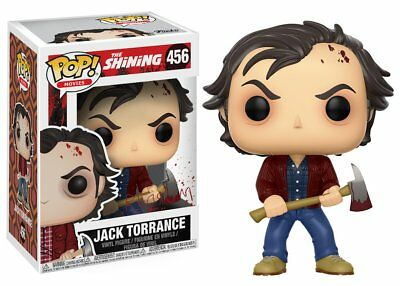 Funko POP ! Movie Shining - Jack Torrance  - 456 - Horror - NEW !!!