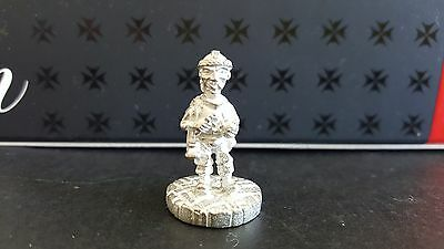 DISCWORLD CLARECRAFT PEWTER CORPORAL NOBBS 25/28mm OOP RARE